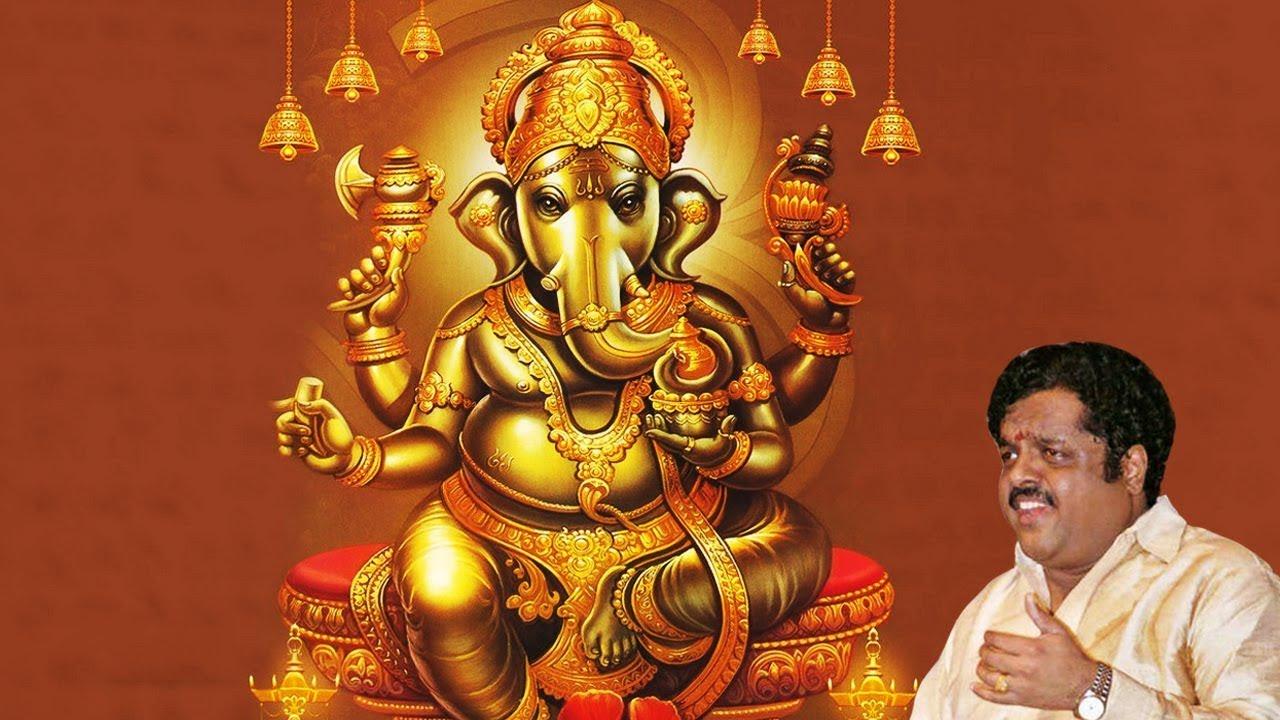 Download Lord Ganesha Songs Om Ganapathi Om K Veeramani ...
