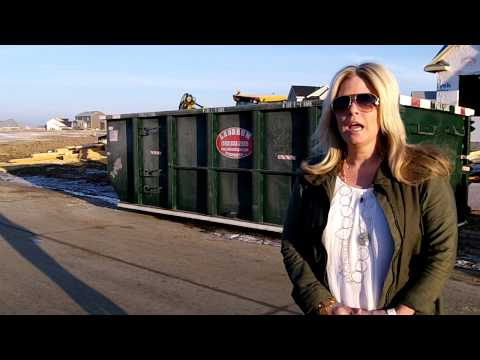 Garbage Collection Dumpster (563) 332-2555 Bettendorf Iowa