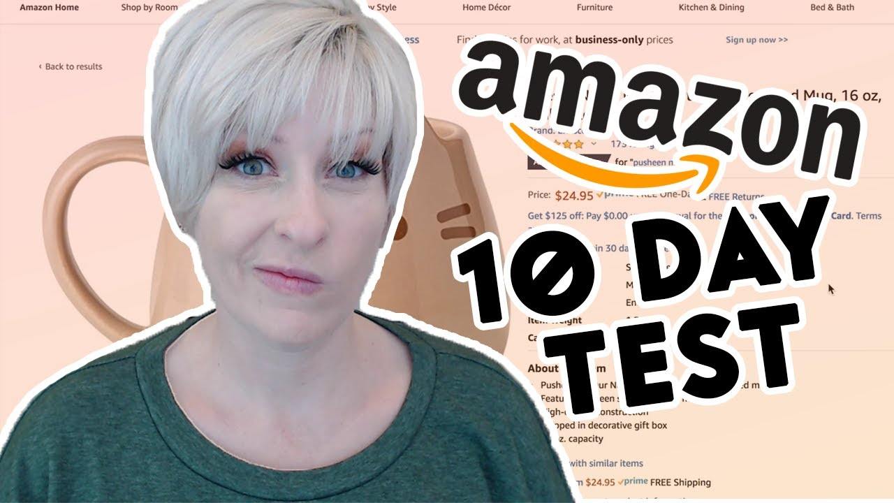I tried to sell a Mug on Amazon FBA - amazon fba product research tips