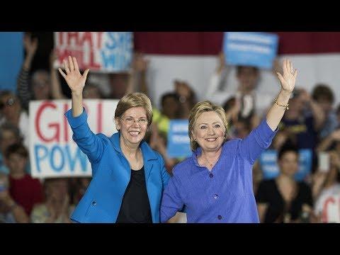 Elizabeth Warren Backpedals On Democratic Primary Being Rigged