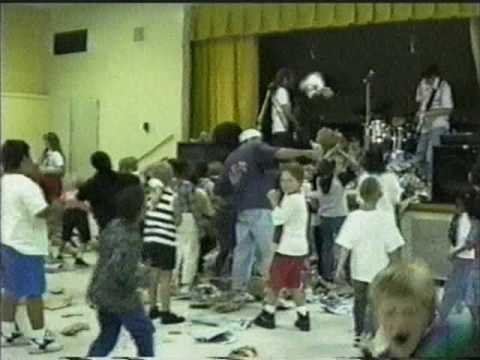 Your Mother live at Blackford Elementary School 1994