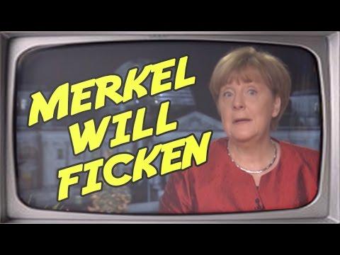 YouTube Kacke - Merkel will ficken (Stupido schneidet)