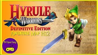 Hyrule Warriors (Switch): Adventure Map H12 -