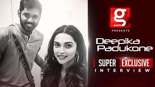Deepika Padukone Exclusive Rapid Fire | Rajinikanth, Rasam Sadham & Love | SM 08