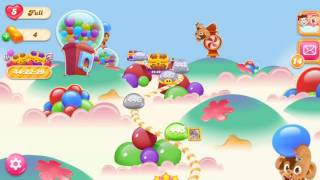 Candy Crush Jelly Saga Level 444 ★★★