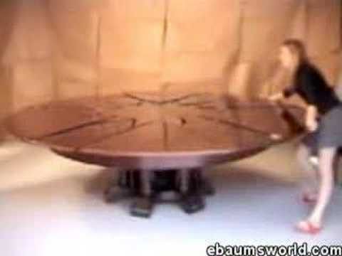 THE MOST AMAZING TABLE EVER