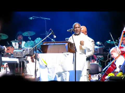 Ilaiyaraja Live In Concert, Toronto 2018 - : Maestro Ilaiyaraja explanation of Thiruvasagam
