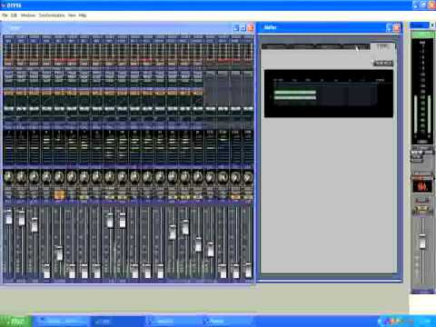 Yamaha O1v96 Studio Manager Software 041909