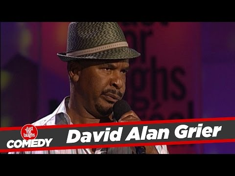 David Alan Grier Stand Up  2009