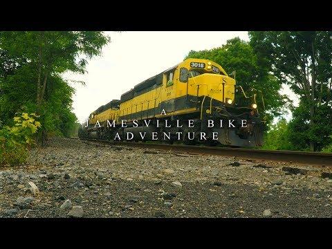 A Jamesville Bike Adventure