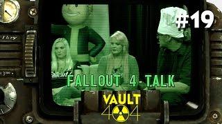 [19] Fallout 24h-Event | Vault404 | Fallout-Talk mit Maxi Gräff, Onkel Jo und Eva  | 31.10.2015
