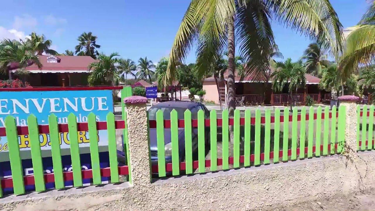 Chez Honor U00e9  Saint-fran U00e7ois  Guadeloupe