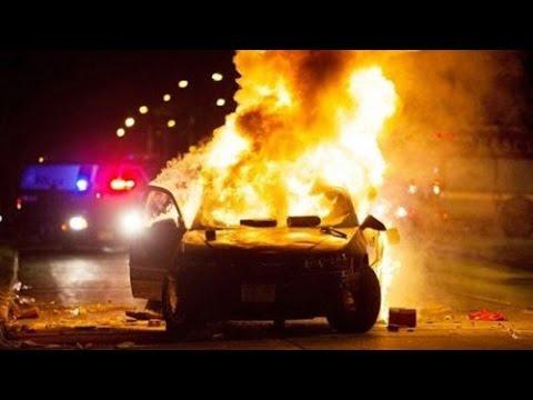 Racial Tensions Erupt In Milwaukee