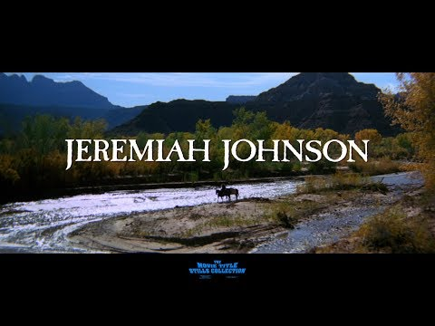 Jeremiah Johnson 1972 title sequence