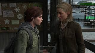 The Last of Us Part 2 Survivor Speedrun 4:49 IGT