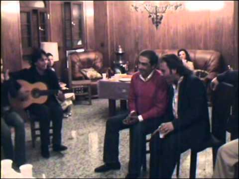 Canelita con Miguel el Rubio y Antonio Ingueta 2 parte