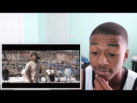 2PAC - KEEP YA HEAD UP | REACTION