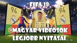 MAGYAR VIDEÓSOK LEGJOBB NYITÁSAI | FIFA 18 | #1