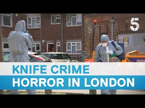 Teenager critically injured in quadruple stabbing in Camberwell