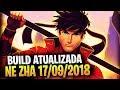 NE ZHA BUILD ATUALIZADA 17/09/2018 | SMITE