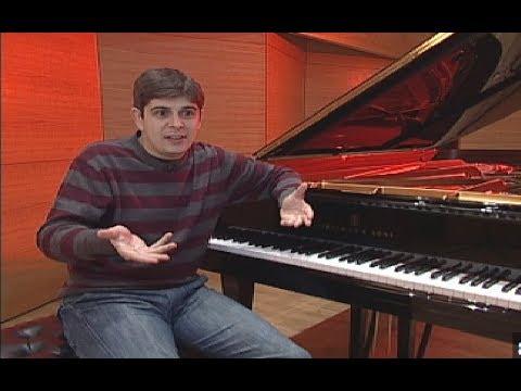 Javier Perianes, pianista andaluz