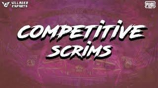 VE - Competitive Scrims • PUBG Mobile • Villager Esports