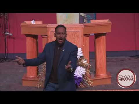 Hebrew Rebellion and Division - Pastor Omar Thibeaux