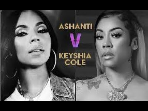 Ashanti vs Keyshia Cole Verzuz Battle by Ewater