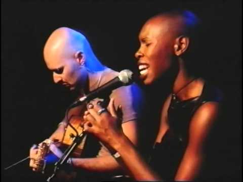 "TV2 Denmark (1996): ""Brazen (Weep)"" [Acoustic] - Skunk Anansie"