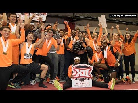 2016 Big 12 Indoor Track and Field Championship - Men