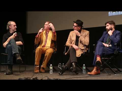 'Isle of Dogs' Q&A  Wes Anderson & Cast