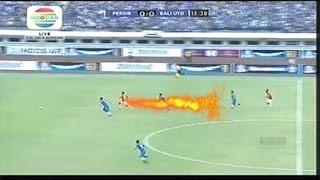 Cuplikan Gol Indah & Terbaik IRFAN BACHDIM. Bali United VS Persib Bandung