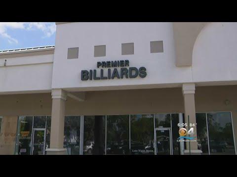 Man Shot, Killed Outside Coral Springs Club