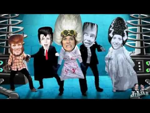 2012 Happy Halloween from the HR Team Video 2 @marcusawezog