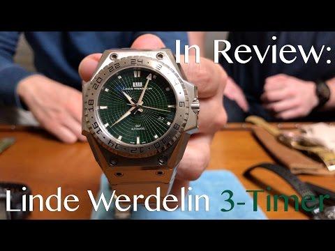 In Review: Linde Werdelin 3-Timer - Transformers X Audemars Piguet Royal Oak - Clock Stock & Barrel