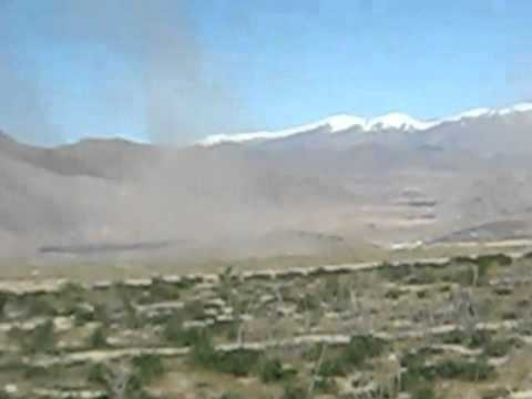 Firefight Chak Valley, Wardak-Afghanistan