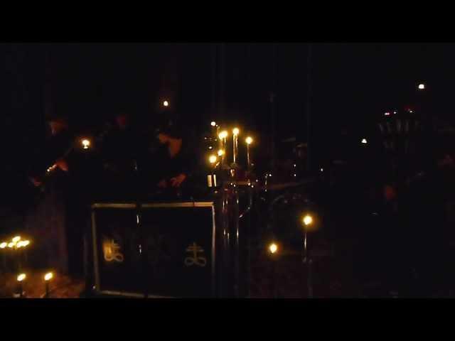 Atrum Inritus - Sacramentum Exeuntium (live at Harvest Moon Ritual)
