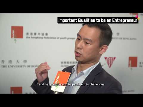 Interview with Mr. Kenneth She from Uber (GYEF 2017)