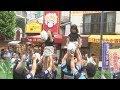 「応援ムードつくって」 吉祥寺駅周辺に緑の芝生 の動画、YouTube動画。