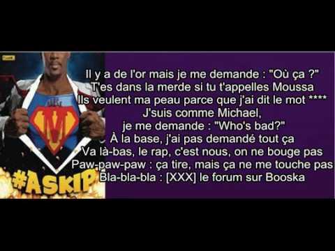 Black M Askip  Lyrics