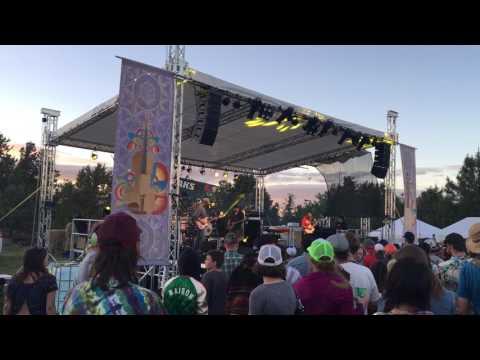 Moe  @ 4 Peaks Music Festival