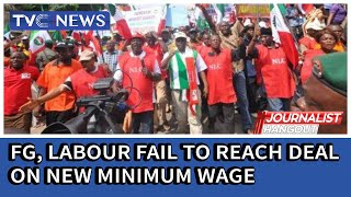 Gambar cover FG, Labour fail to reach deal on new minimum wage implementation
