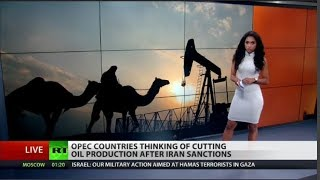 OPEC Countries Thinking of Cutting Oil Production