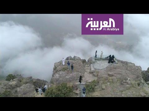 صباح العربية | موسم السودة يجذب آلاف الزوار  - نشر قبل 2 ساعة