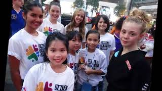 Jesse Jane McParland - 2018 World Sport Accord Bangkok Thailand