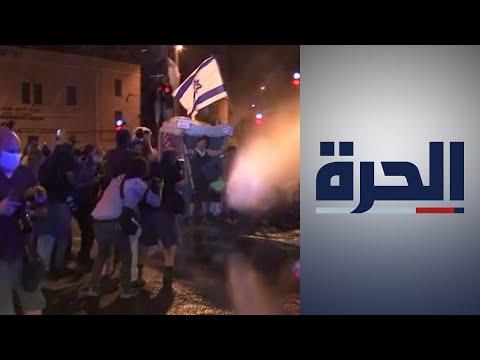 إسرائيل.. مواجهات واعتقالات بعد مظاهرة ضد سياسات نتانياهو  - 18:58-2020 / 7 / 29