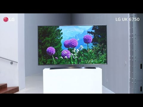 LG UK6750 - Sverige