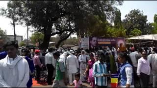 Dr.B.R Ambedkar birth place mahu Indore MP india