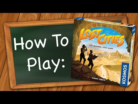 How To Play: Lost Cities