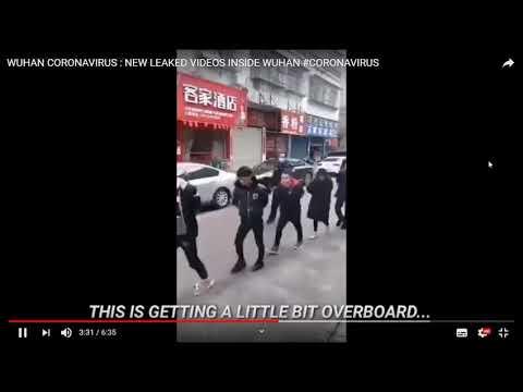 Areszt Domowy - politycznie poprawna wersja eksterminacji ludności na terenie Hubei.